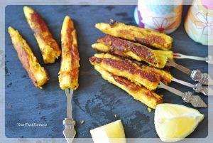 Baby corn Satay | Baby corn Recipe - YourFoodFantasy.com