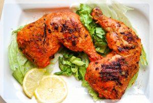 Chicken Recipe | Angara Chicken Tangdi or Fiery Chicken Leg Recipe