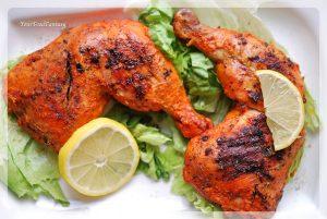Chicken Recipe | Chicken Tangdi Recipe or Fiery Chicken Leg Recipe