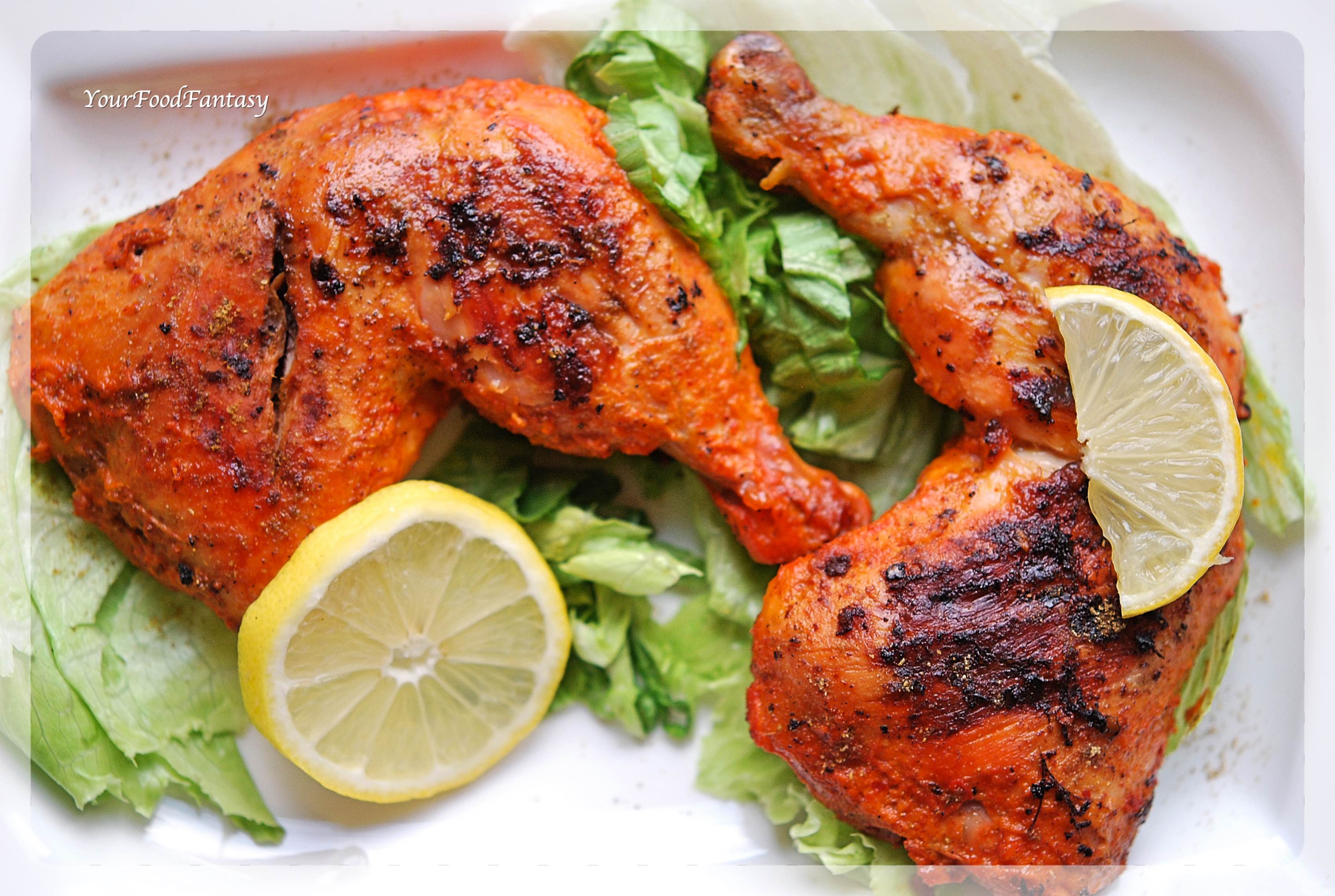 Chicken Leg Recipe   Chicken Tangdi Recipe or Fiery Chicken Leg Recipe