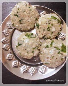 Easy Makhana Cutlet | Your Food Fantasy