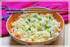 Egg Fried Rice   Your Food Fantasy