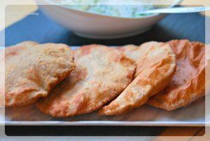 Kuttu Ki Poori Recipe   Buckwheat Flour Poori   Your Food Fantasy