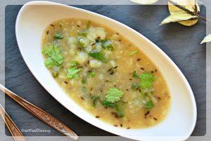 Vrat Special Aalo Ke Sabzi   Potato Curry for Vrat