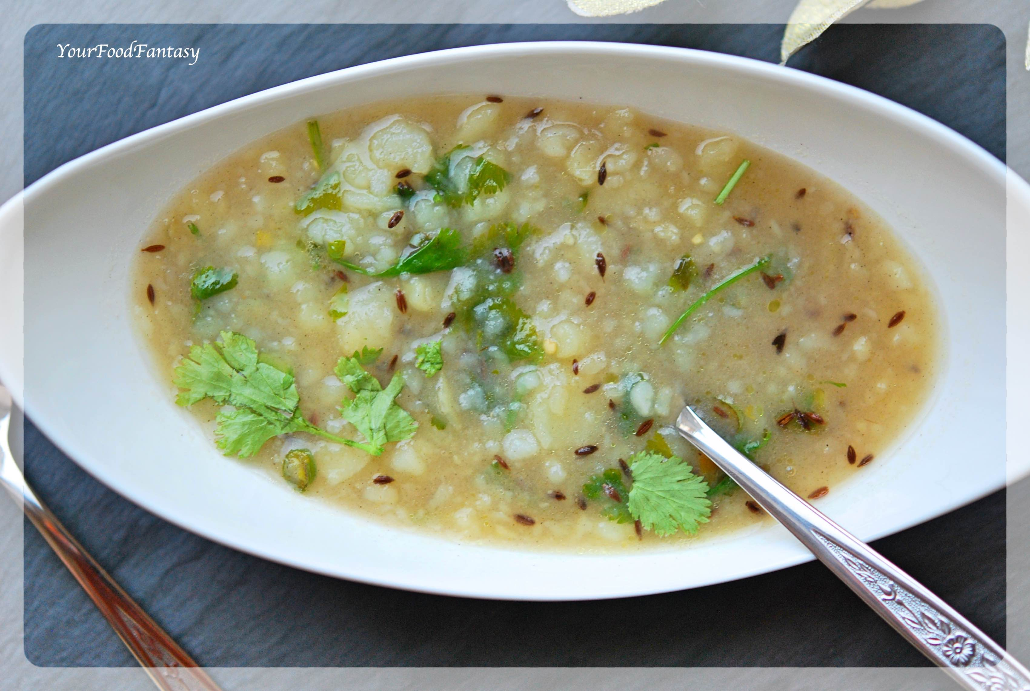 Falahari Aalo Ke Sabzi   Potato Curry for Vrat   Your Food Fantasy