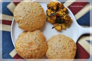 Ajwain Ke Puri   Your Food Fantasy