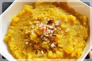 Almond Badam Halwa Recipe | Your Food Fantasy by Meenu Gupta