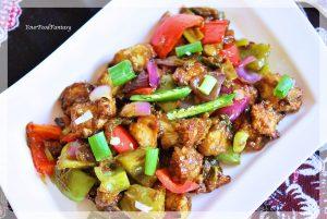 Chilli Chicken Recipe   Your Food Fantasy