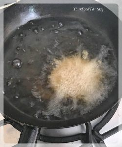 Frying Matar Kachori   Your Food Fantasy