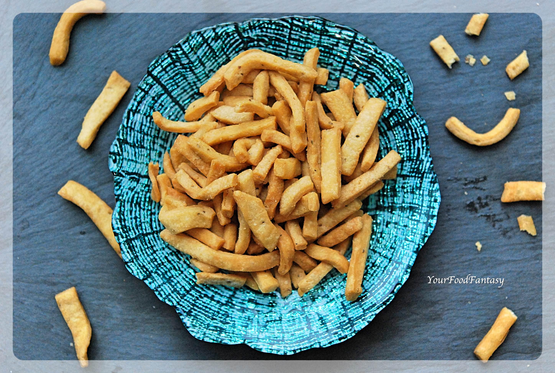 Namakparay Recipe | Your Food Fantasy