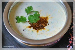 Cucumber Recipes | Raita Recipes | Your Food Fantasy