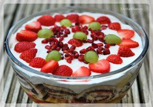 English Dessert Trifle Recipe | Your Food Fantasy By Meenu Gupta