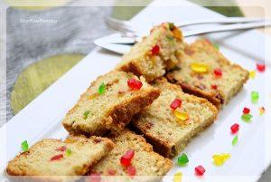 Tutti Frutti Cake Recipe   Your Food Fantasy by Meenu Gupta