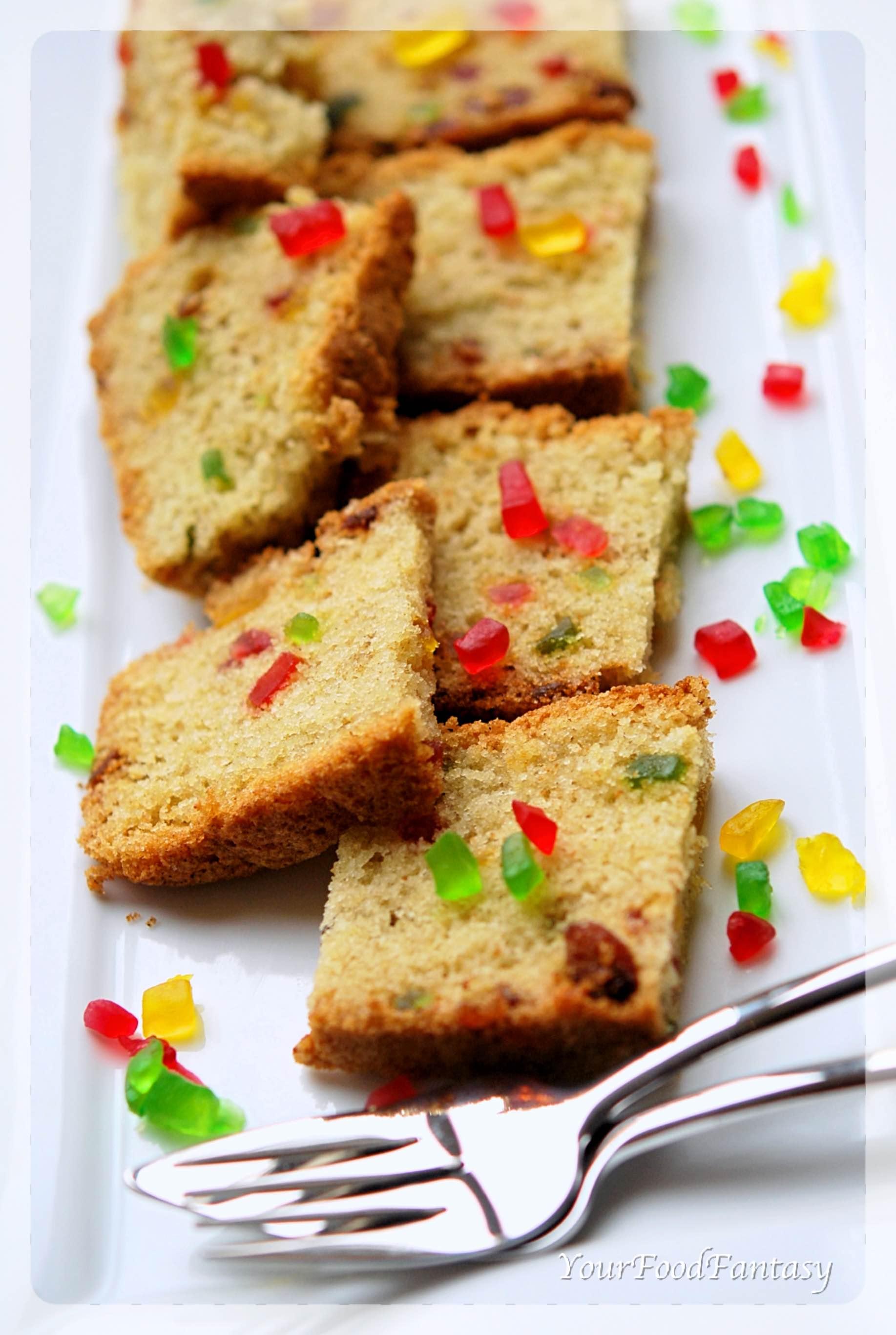 Tutti Frutti Cake   Your Food Fantasy
