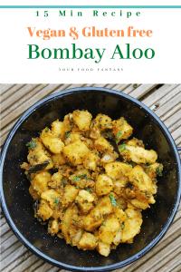 Vegan & Gluten free Bombay Aloo   Your Food Fantasy