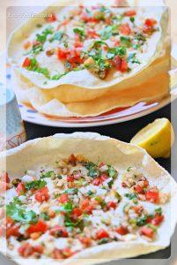 Masala Papad Recipe | Your Food Fantasy