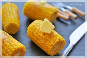 Nandos Style Corn On The Cob Recipe | Your Food Fantasy