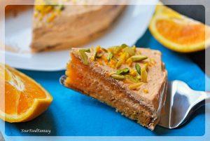 Orange Pistachio Cake Recipe   Your Food Fantasy