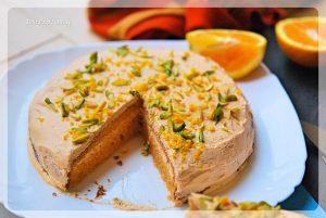 Pistachio Orange Cake Recipe   Your Food Fantasy
