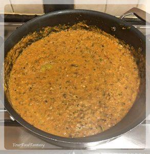 Prawn Curry Gravy | Ginger Garlic Prawn Curry Recipe