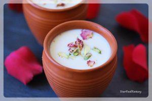 Rabri Recipe | Rabdi An Indian Dessert | YourFoodFantasy.com