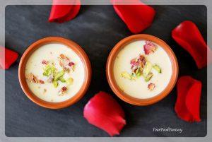 Rabri or Rabdi Recipe   Your Food Fantasy