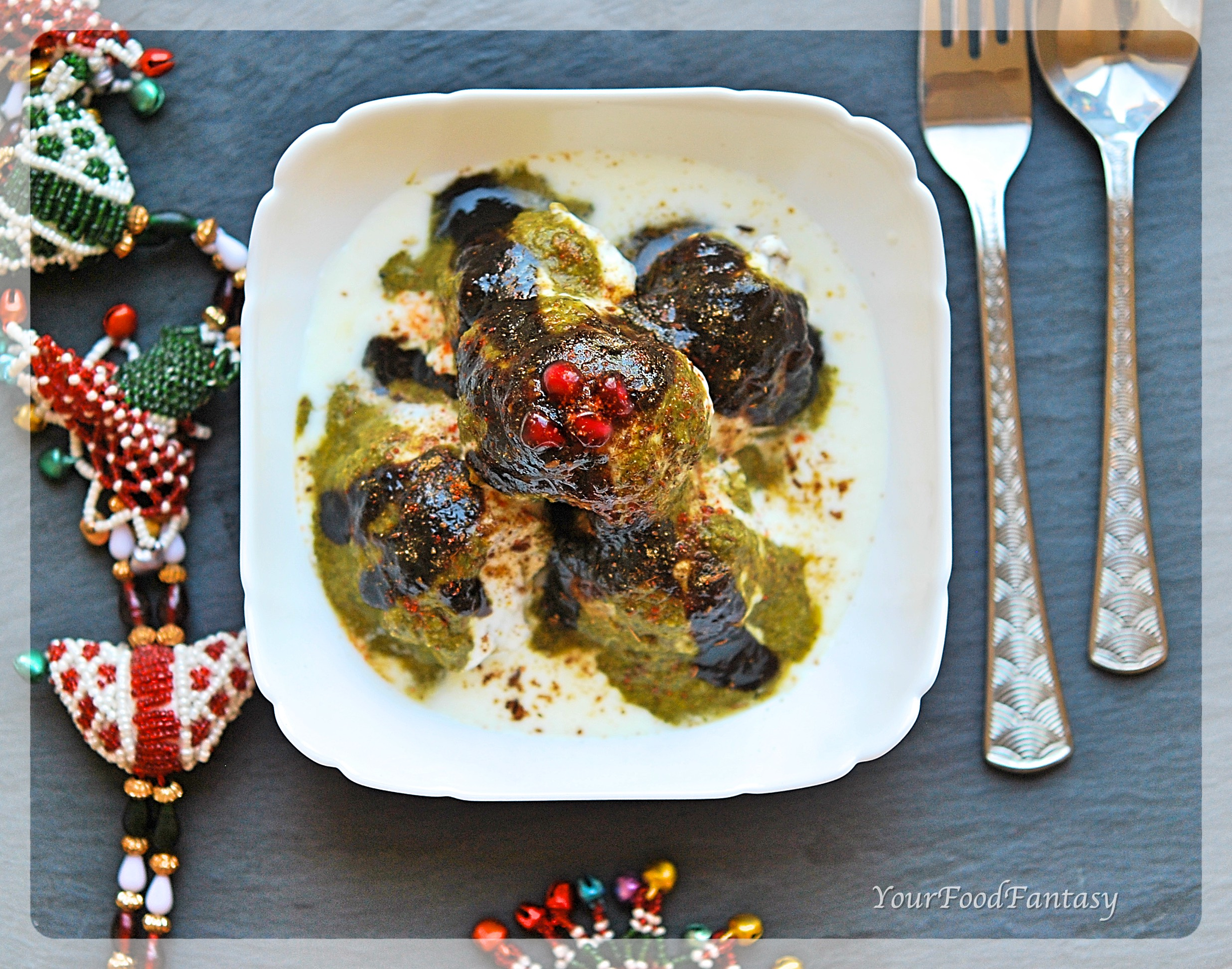 Dahi vada Recipe   Your Food Fantasy