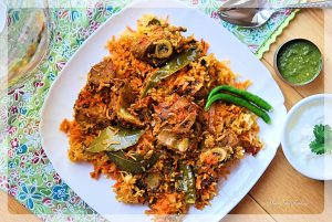 Lamb Dum Biryani Recipe