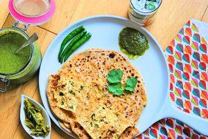 Paneer Paratha - How to Make