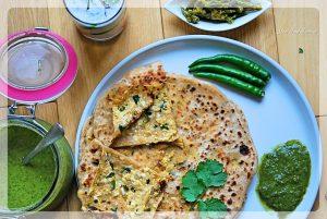 Paneer Paratha   Your Food Fantasy