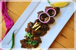 Chicken Liver Fry   Your Food Fantasy