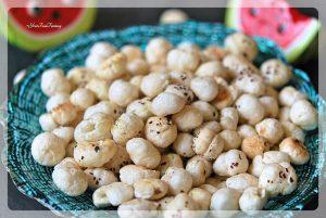 Roasted Makhana | Lotus seeds Recipe