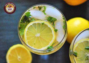 Chilling Cold Masala Shikanji Recipe - Summer Drinks | Your Food Fantasy