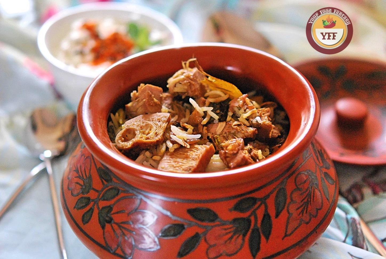 Kathal Biryani - Jackfruit Recipes | Your Food Fantasy by Meenu Gupta