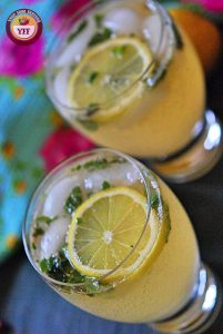 Masala Shikanji Recipe | Indian Summer Drinks | Your Food Fantasy