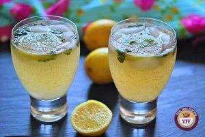 Masala Shikanji - Nimbu Pani Recipe - Summer Drinks | Your Food Fantasy