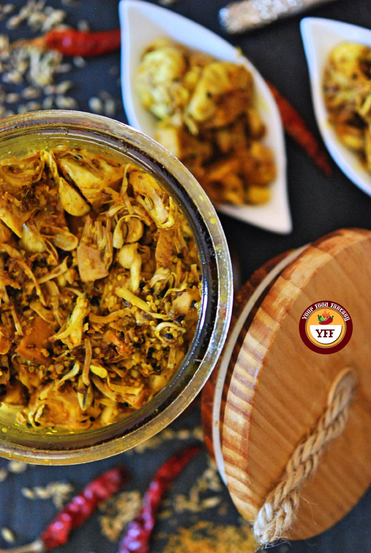Jackfruit Pickle Recipe   Your Food Fantasy