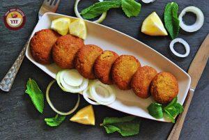 Shami Kebab   Chicken Kebab Recipes   YourFoodFantasy.com