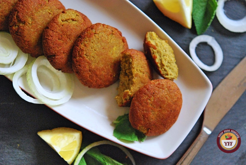 Shami Kebab Recipe   Chicken Kebab Recipes   YourFoodFantasy.com