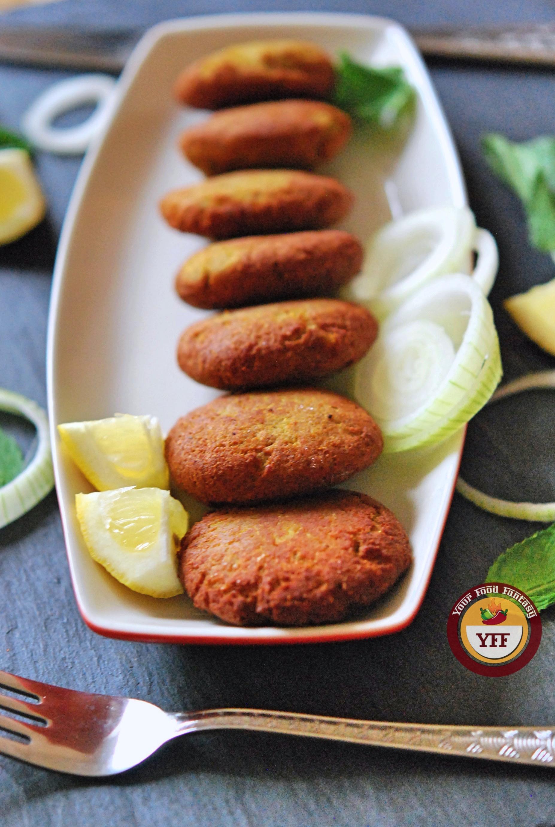 Shami Kebab Recipe   Kebab Recipes   YourFoodFantasy.com