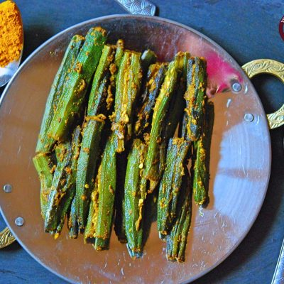 Bharwa Bhindi Masala | Stuffed Okra Recipe | Your Food Fantasy