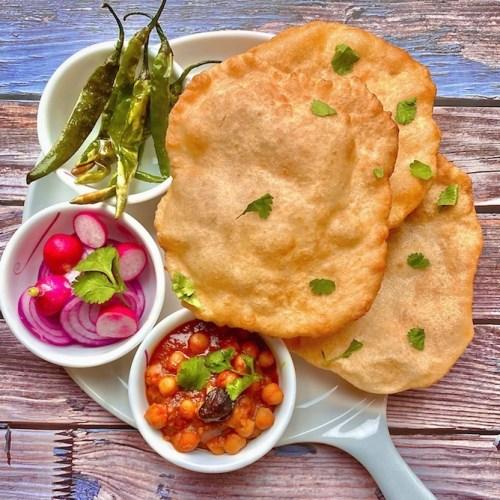 Bhatura Recipe - How to make Bhatoora