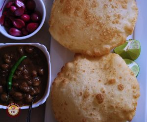 Punjabi Bhature   How to make Bhatura at home   Your Food Fantasy