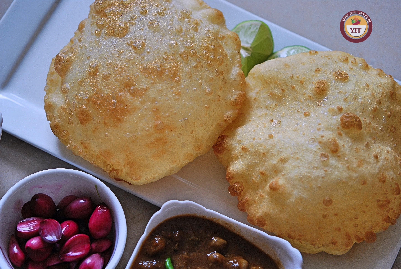 Punjabi Bhatura | Your Food Fantasy