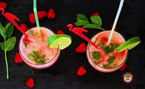 Raspberry Mojito Mocktail   Your Food Fantasy
