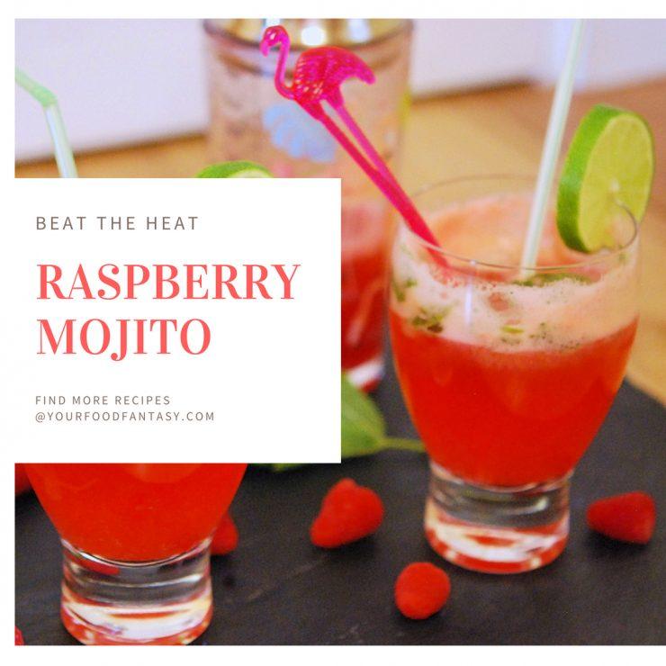 Raspberry Mojito Recipe