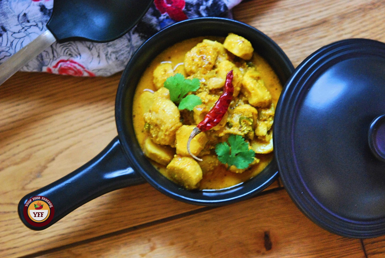 Dahi Wali Arbi   Your Food Fantasy