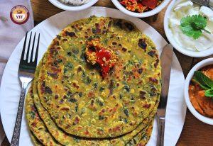 Gujrati Methi Thepla Recipe   Your Food Fantasy By Meenu Gupta