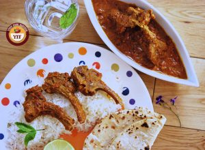 Lamb Chops Curry - Lamb Recipe | Your Food Fantasy