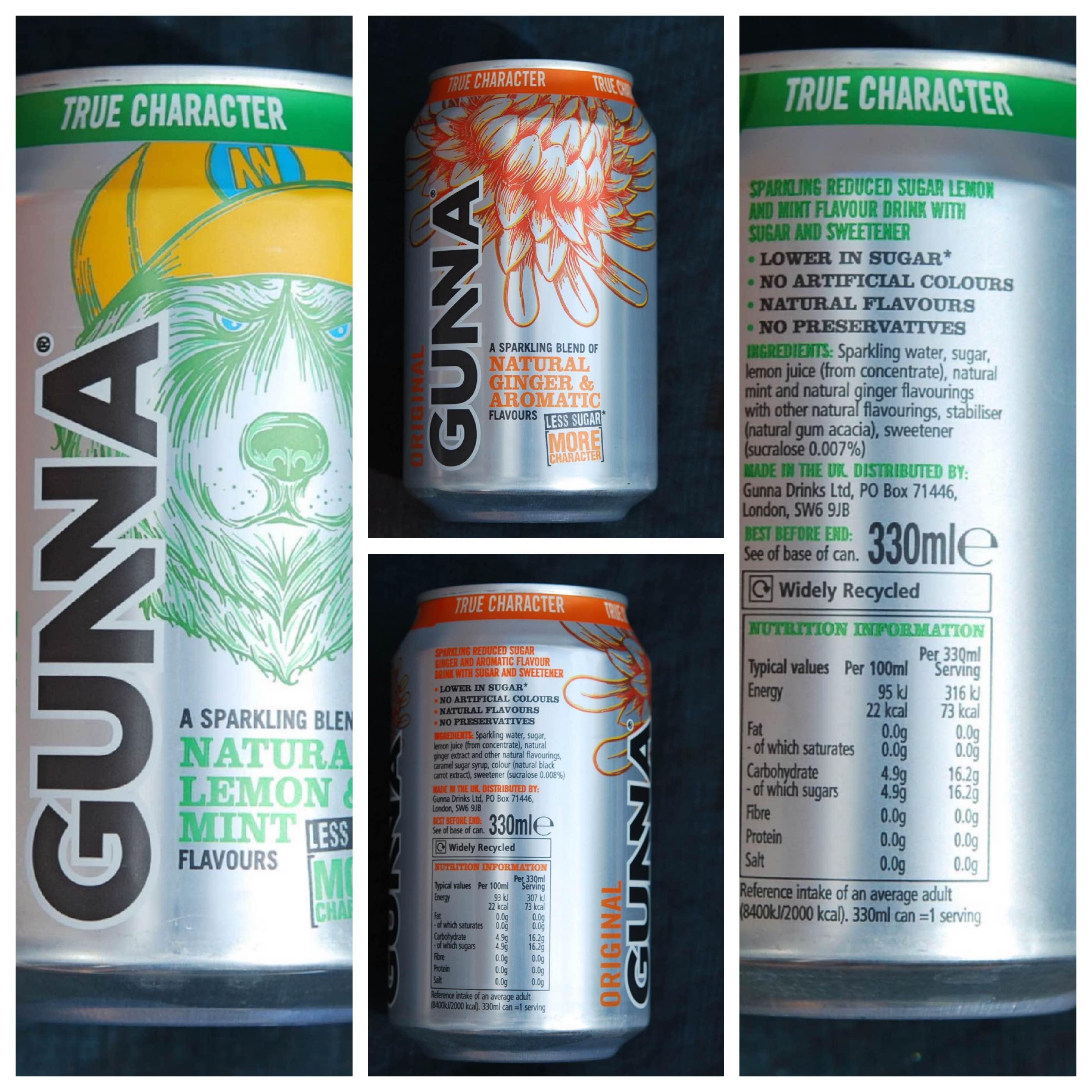 Gunna Drinks - DegustaBox Review
